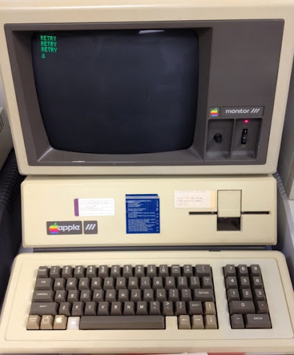 Apple iii retry