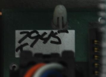 Board date 7945