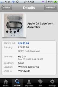 Cube carcass ebay 2