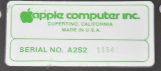 Label 11547