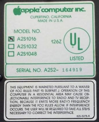 Label 164919