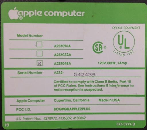 Label 542439