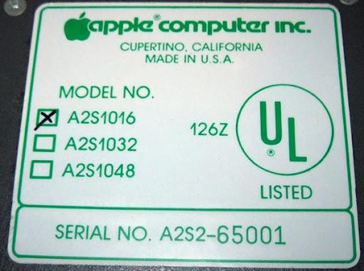 Label 65001