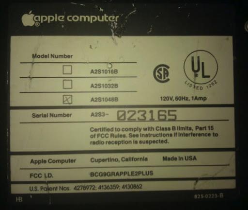 Label bh023165