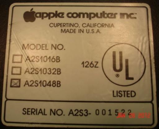 Label bh1522