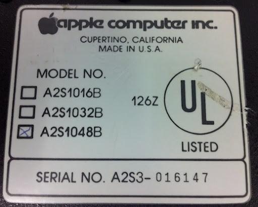 Label bh16147
