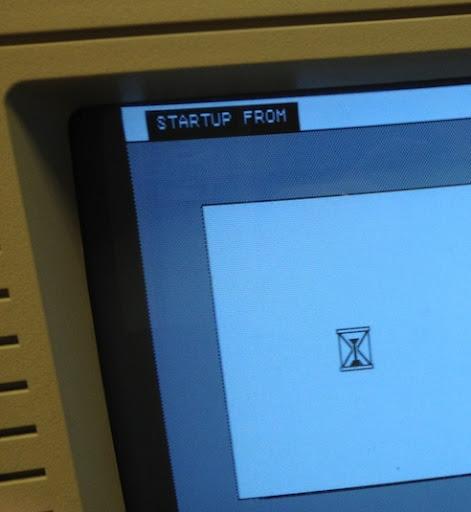 Lisa error70 startup wait