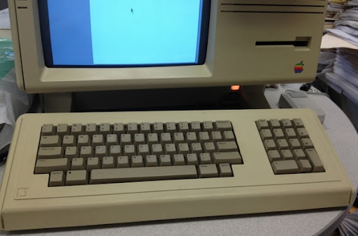 Lisa new keyboard