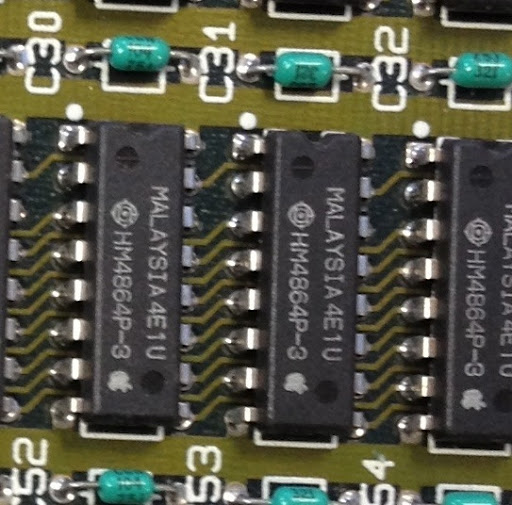 Lisa solderedram