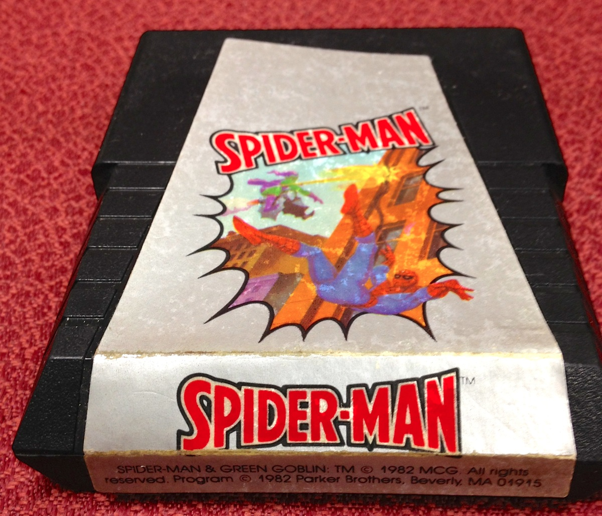 spider-man-cart