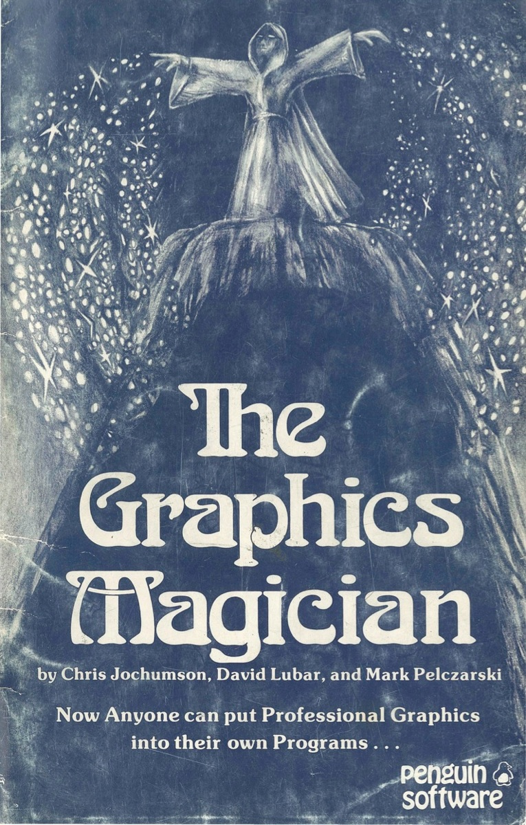 Graphics magician manual