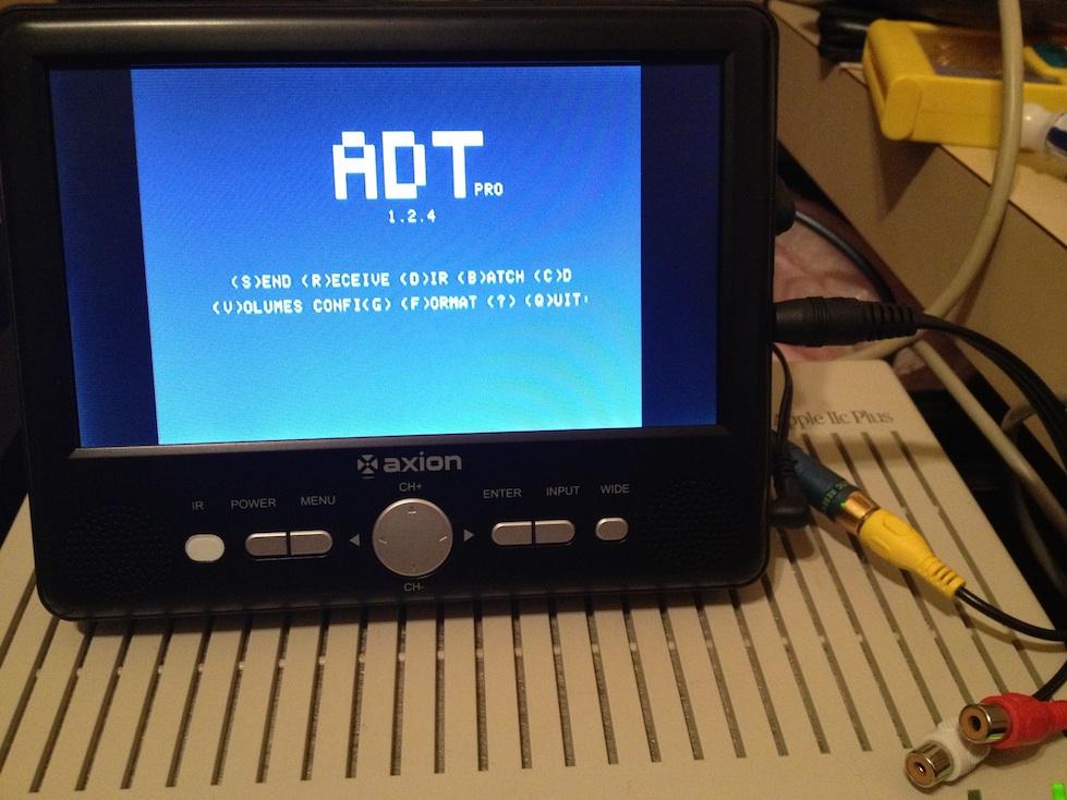 Adtpro 124 iicplus