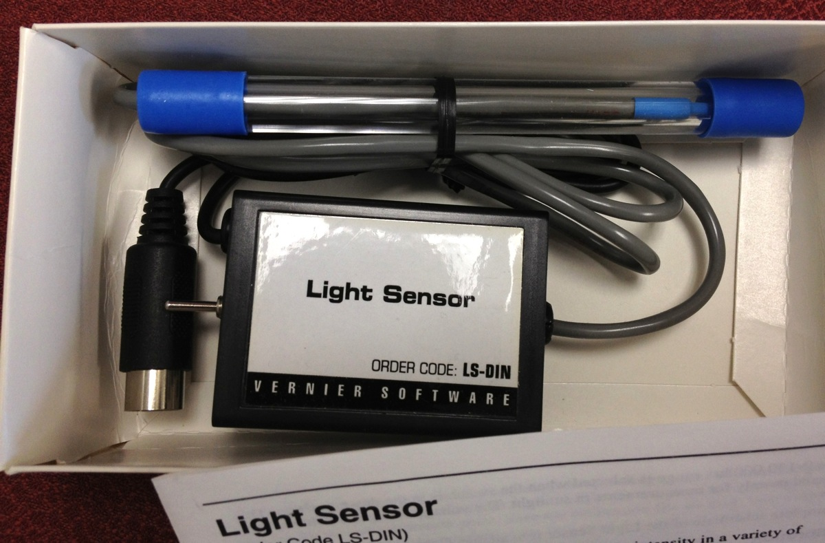 Emate light sensor