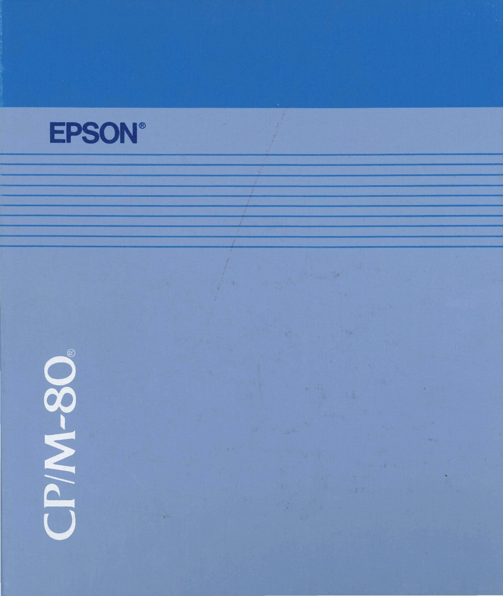 Epson cpm front