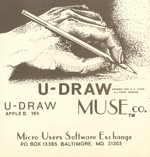 Muse udraw cover