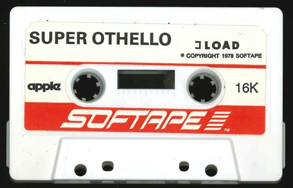 Othello tape applesoft