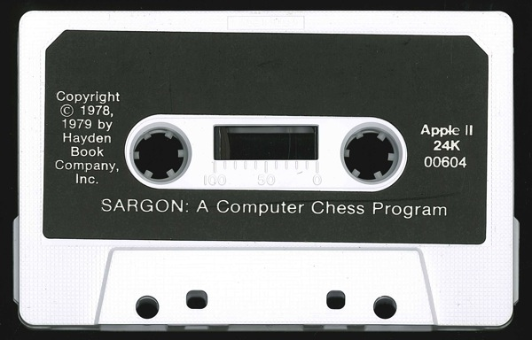 Sargon tape front