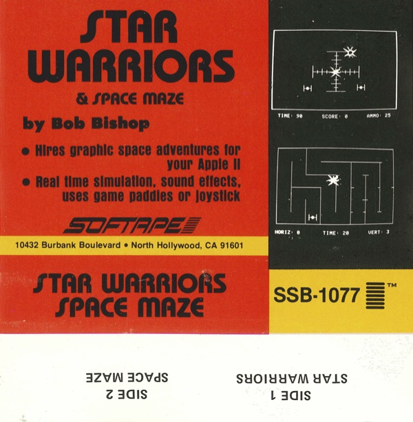 Star warriors cover