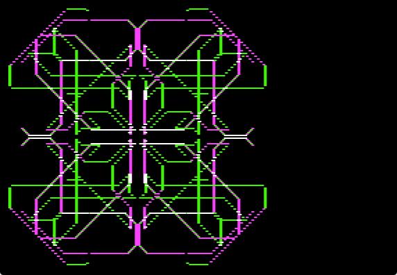 Kaleidoscope running