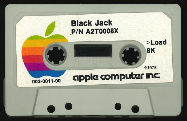 002 0011 00 black jack a2t0008x