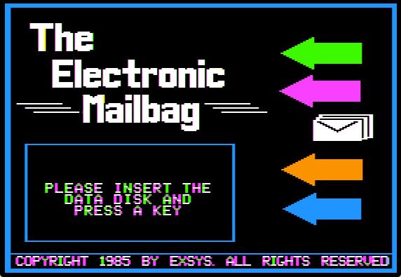 Mailbag insert data