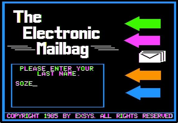 Mailbag login last