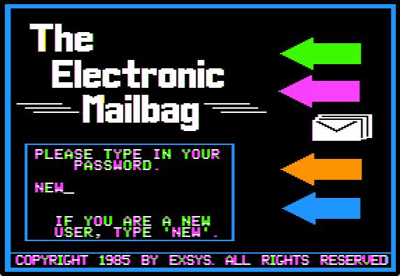 Mailbag login new
