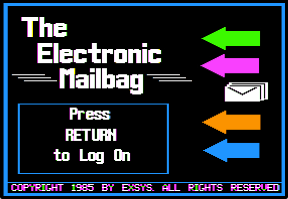 Mailbag login please