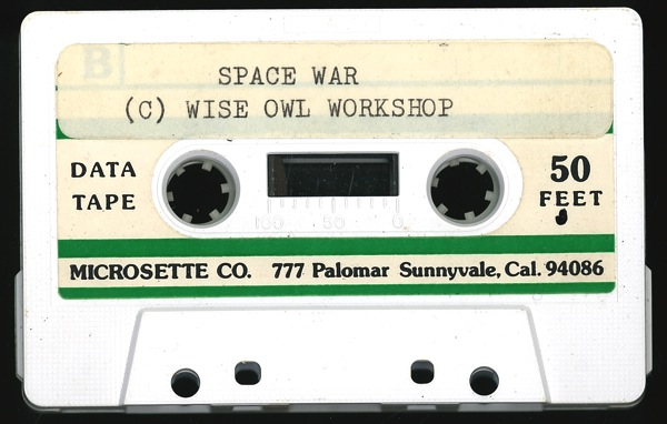 Wow space war tape