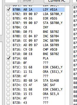 Autoduel decrypt b700