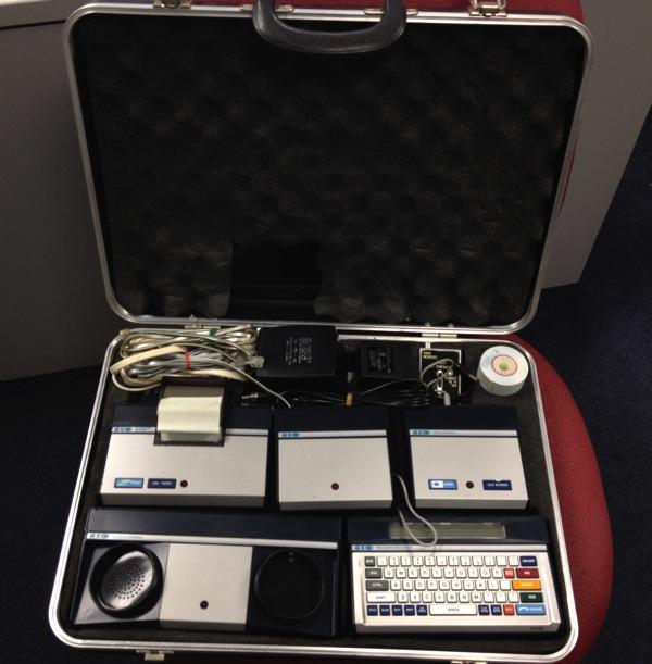 Ixo suitcase