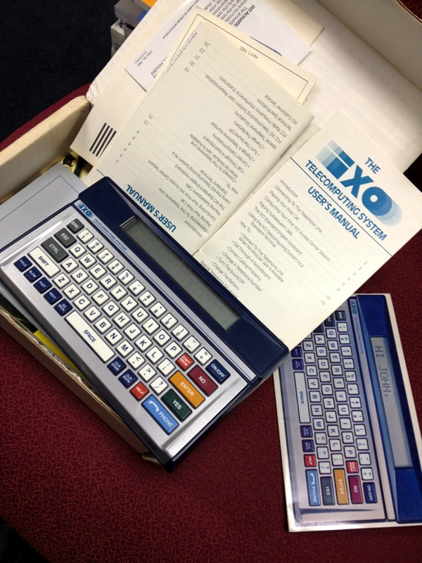 Ixo tc101 box contents