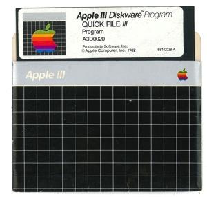 Qf3 program disk