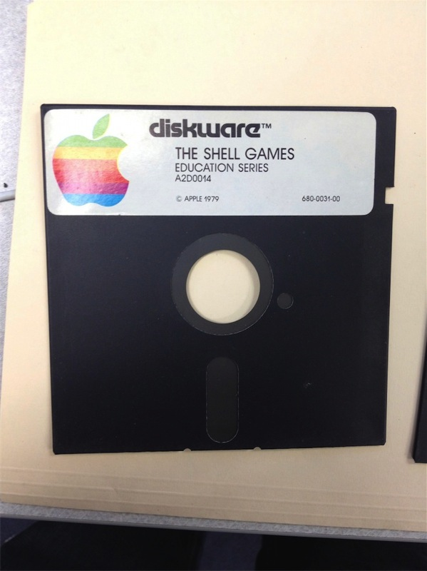 shell games disk