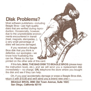 Filemover disk problems Page 1