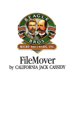 Filemover manual