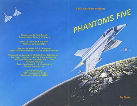 Phantoms five insert