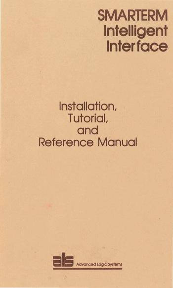 Smarterm users manual 11
