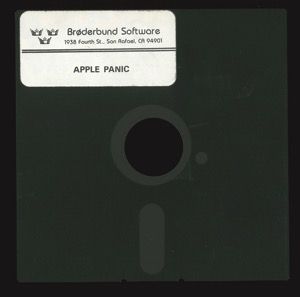 Apple panic 1342 disk front