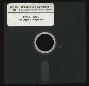Apple panic 7829 disk front