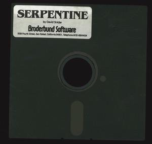 Serpentine 1872 disk front