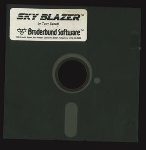 Sky blazer disk front