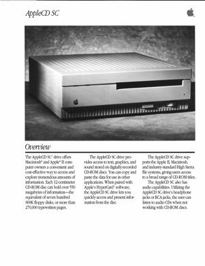 Applecd sc 8802