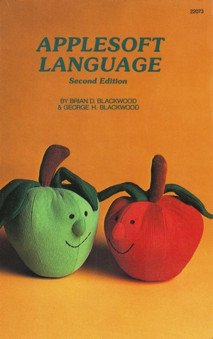 Blackwood blackwood 1983 applesoft language 2ded