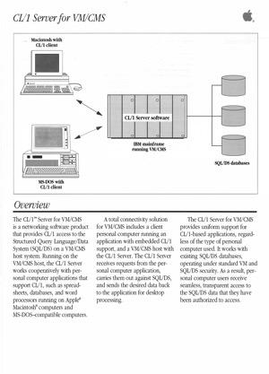 Cl 1 server vm cms 8906