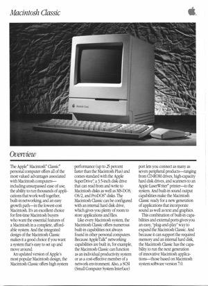 Macintosh classic 9008