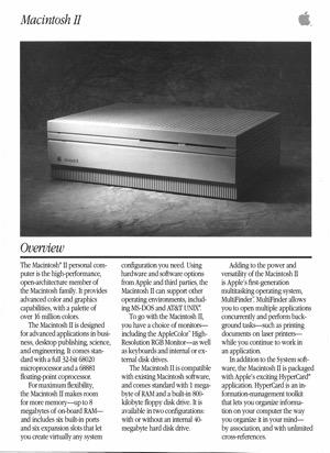 Macintosh ii 8806