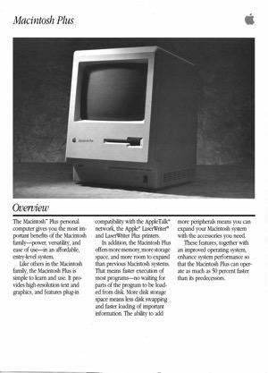 Macintosh plus 8707