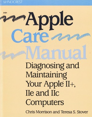Morrison stover 1989 apple care manual