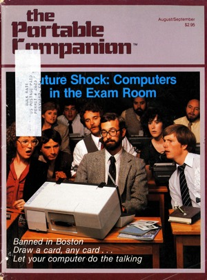 Portable companion 1982 08 09